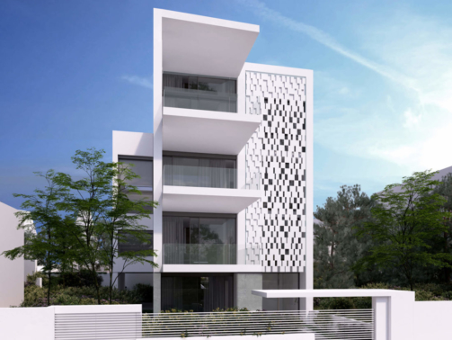 Residential building – Voula II