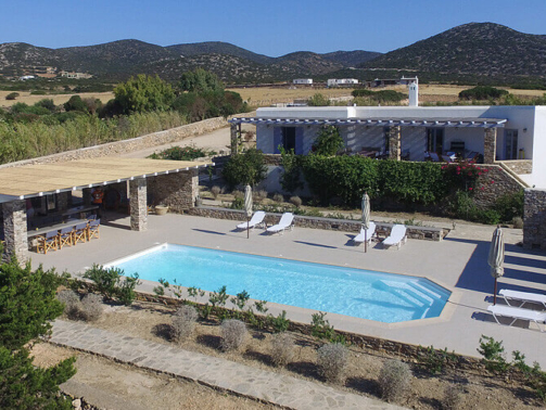 Luxury villas - Antiparos