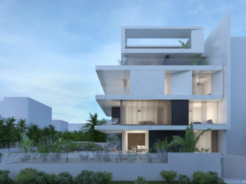 Glyfada private residence